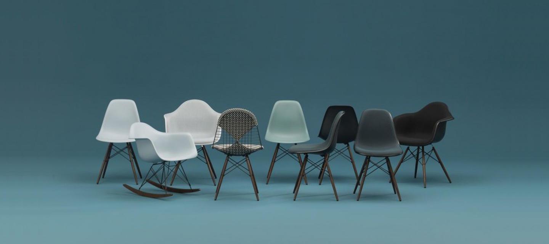 Comment reconnaître une chaise Eames originale d'une copie