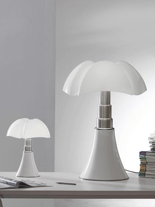 S Eclairer A La Brocante Les 3 Lampes Cultes Du Design Italien Brocablog