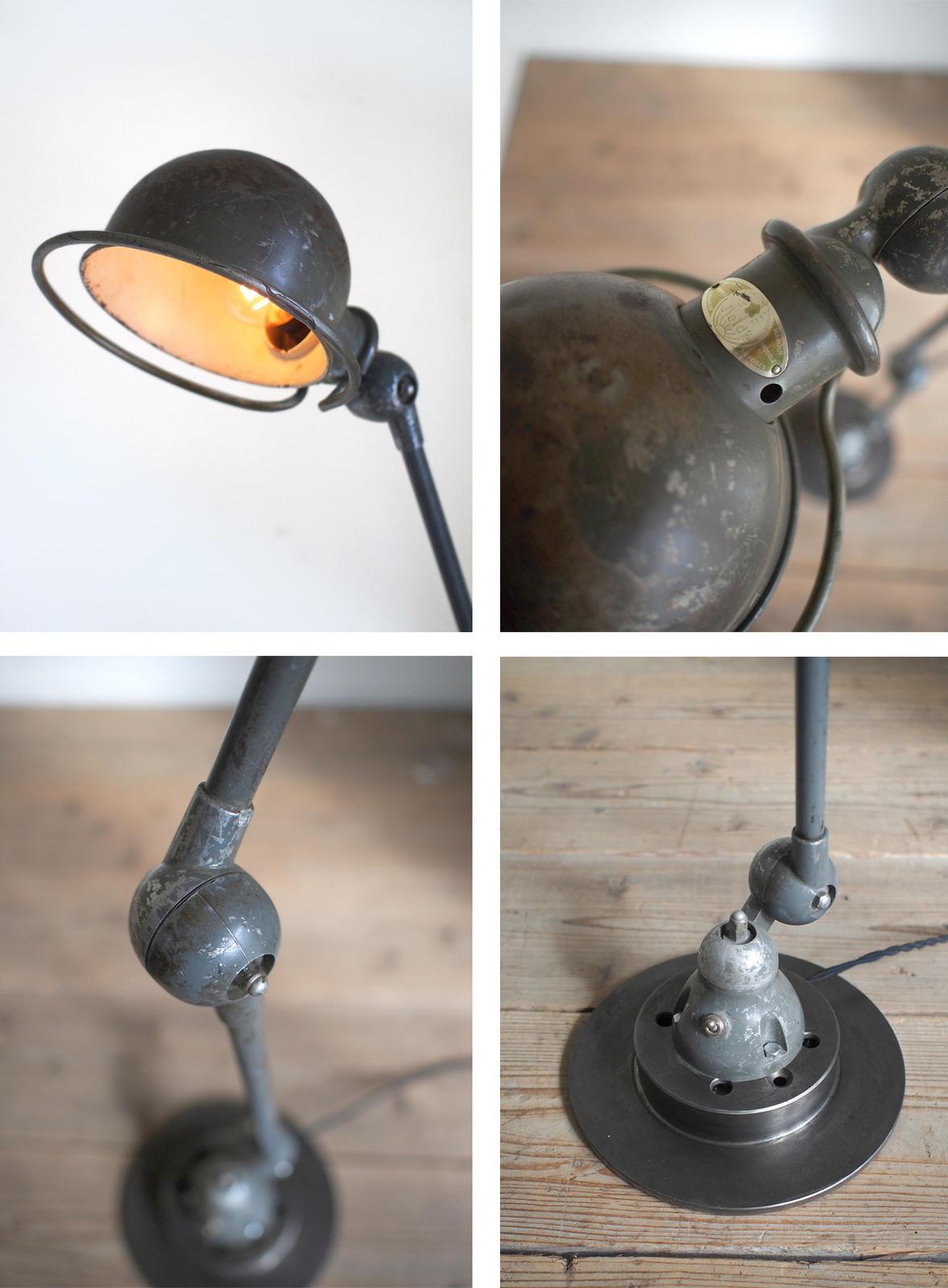 La Lampe Jielde Histoire D Une Lampe D Atelier Devenue Culte