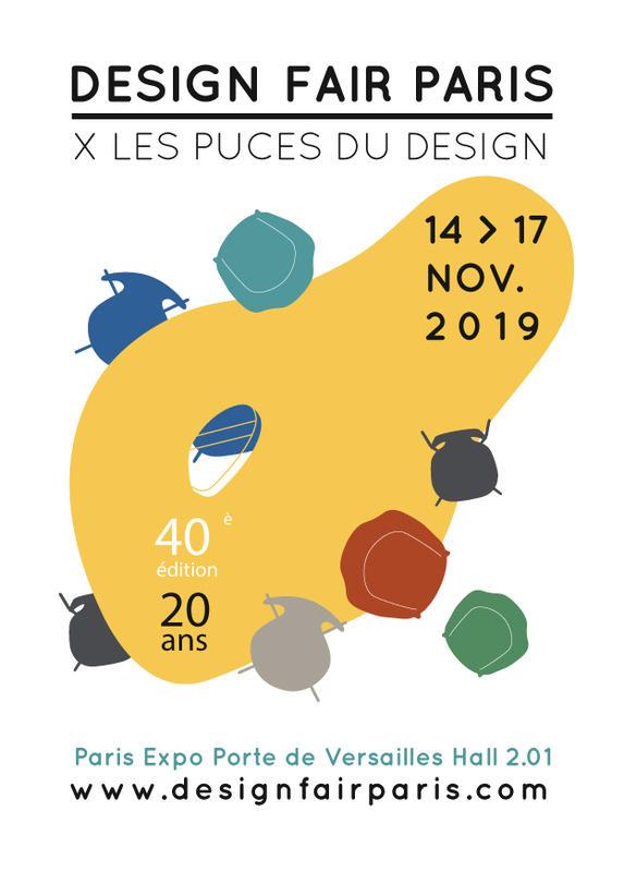 Les Puces Du Design Salon Du Design Vintage Et