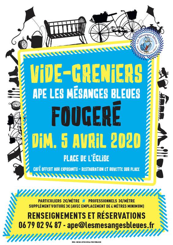 Calendrier Des Vide Grenier 2020.Brocante Et Vide Grenier Sainte Gemmes Sur Loire 49130 Brocabrac