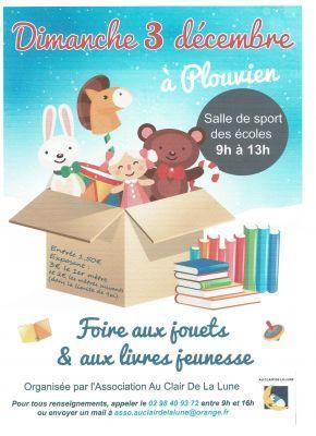 Foire Aux Jouets Plouvien 29860 03122017