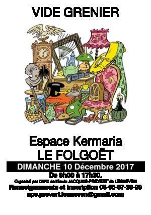 Vide Grenier Ape Jacques Prevert Le Folgoet 29260 10