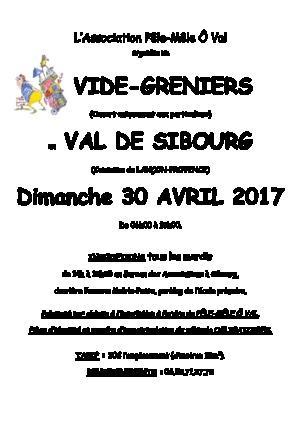 Vide greniers lancon provence 30 4 2017 - Vide grenier salon de provence ...