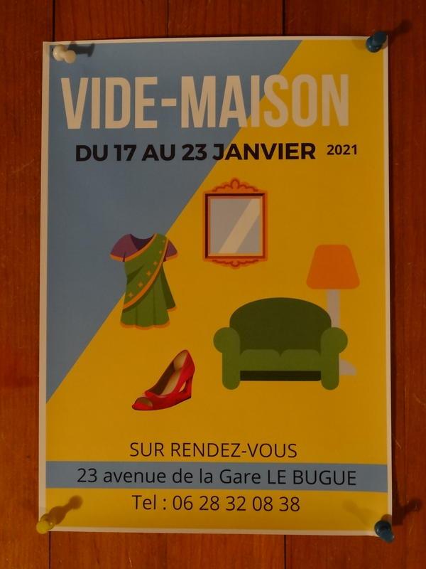 Vide-Maison - Le Bugue (8) - 8 Janvier 8
