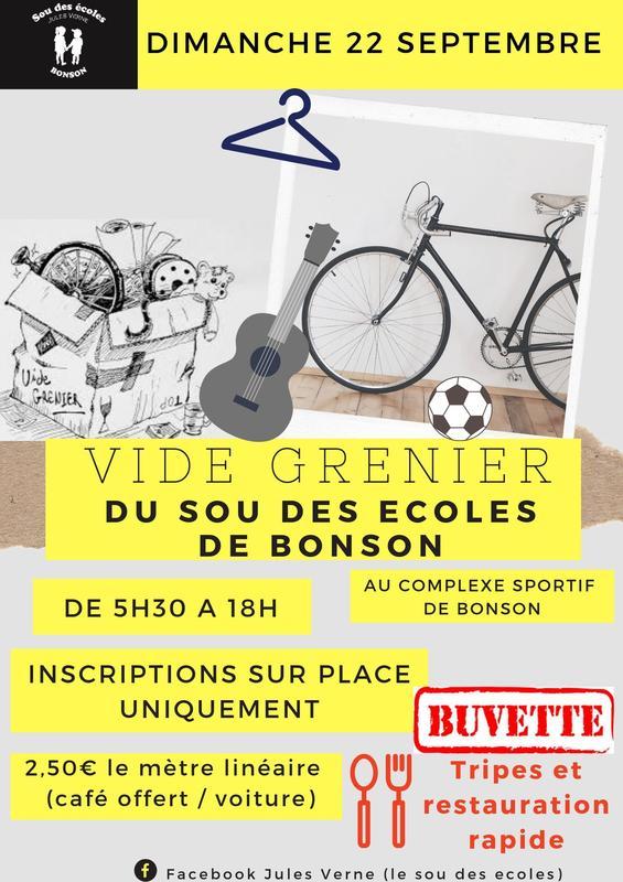 Vide Grenier Brocabrac 42 Loire Brocante Et f6b7gy