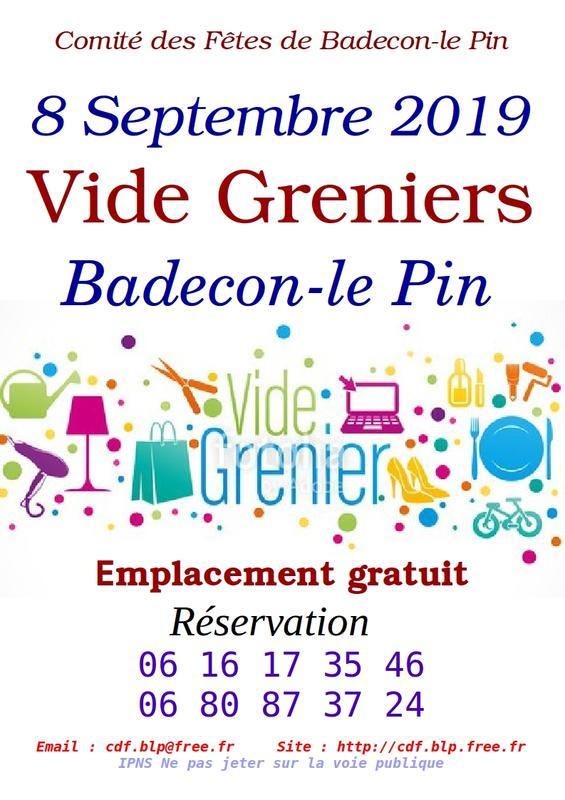 7f65b545d4c25 Brocante et vide-grenier 36 - Indre - Brocabrac