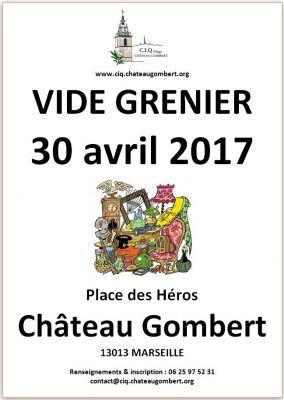 Vide greniers marseille 13 30 4 2017 - Vide grenier marseille prado ...