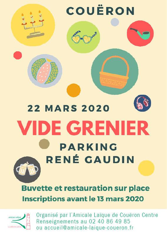 Calendrier Des Vide Grenier 2020.Brocante Et Vide Grenier Saint Nazaire 44600 Brocabrac
