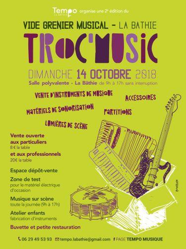 Troc music