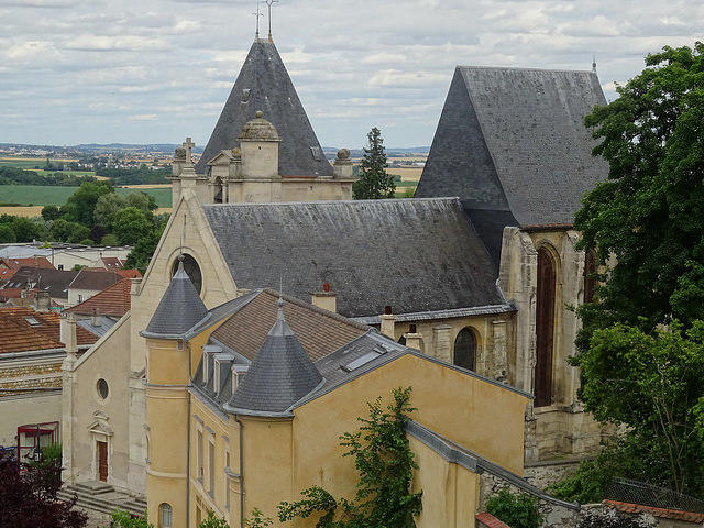 Eglise Saint-Acceul d'Ecouen