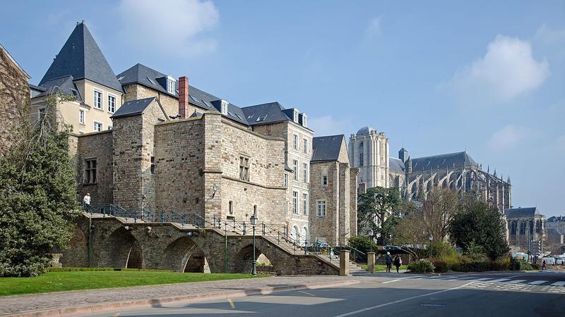 La cité Plantagenêt du Mans
