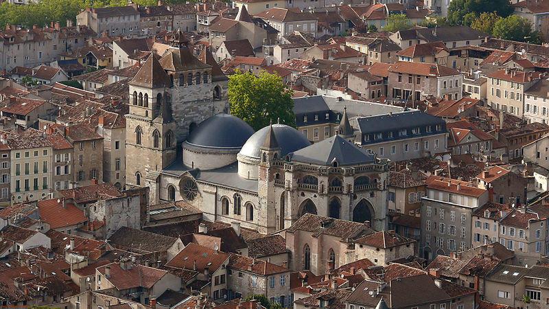 La Cathédrale Saint-Etienne à Cahors