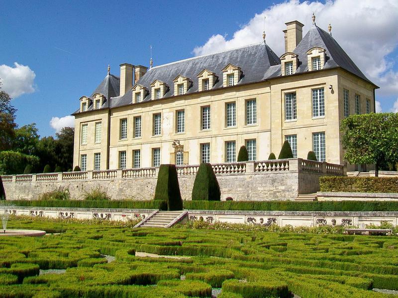 Le Château de Leyrit à Auvers sur Oise