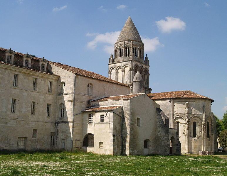 Abbayes aux dames de Saintes