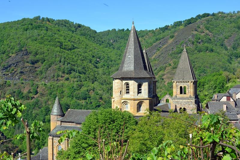 Eglise Abbatiale Sainte-Foy à Conques