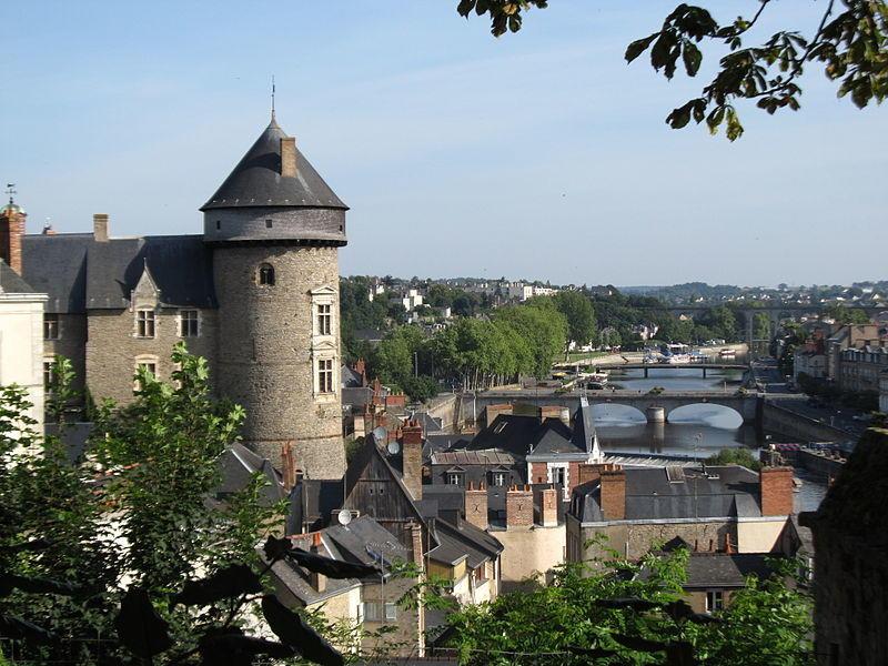 Le vieux château de Laval
