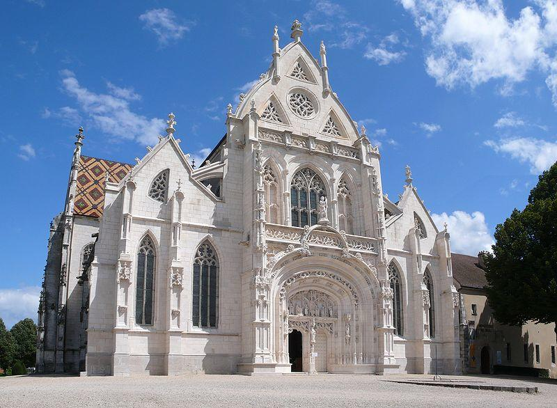 Eglise de Bourg en Bresse