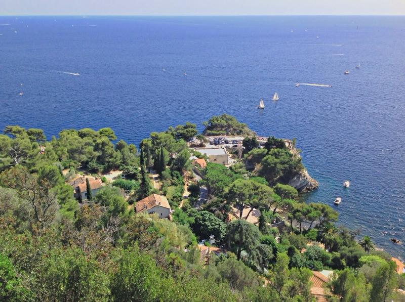 La côte de Toulon