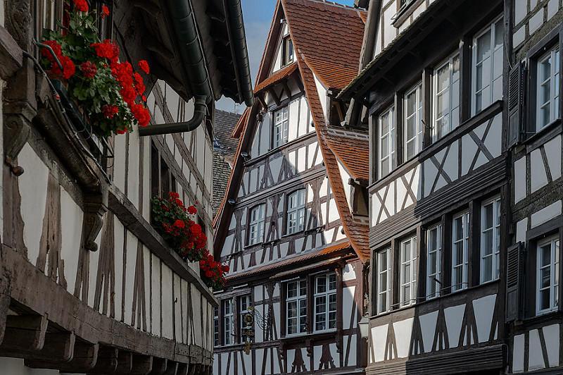 Maisons de caractère à Strasbourg