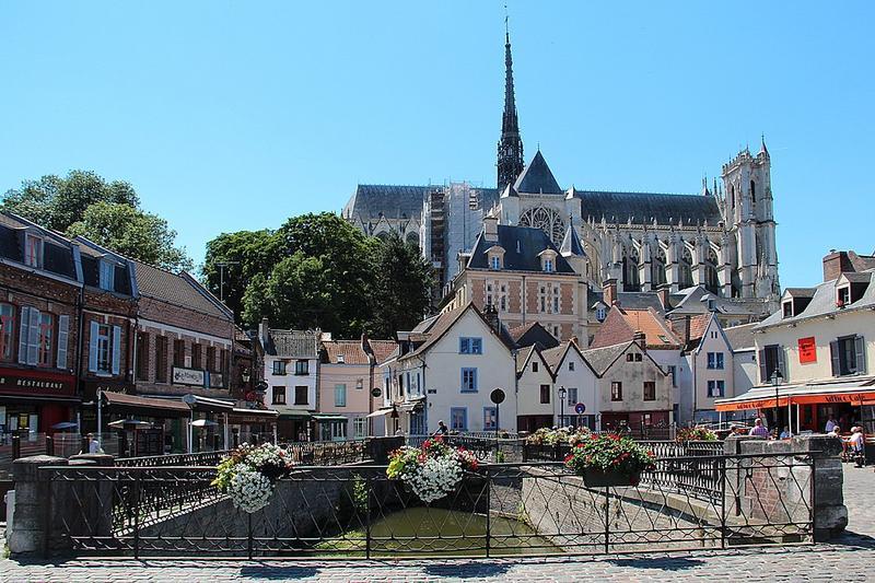 Amiens et la Cathédrale de Notre Dame