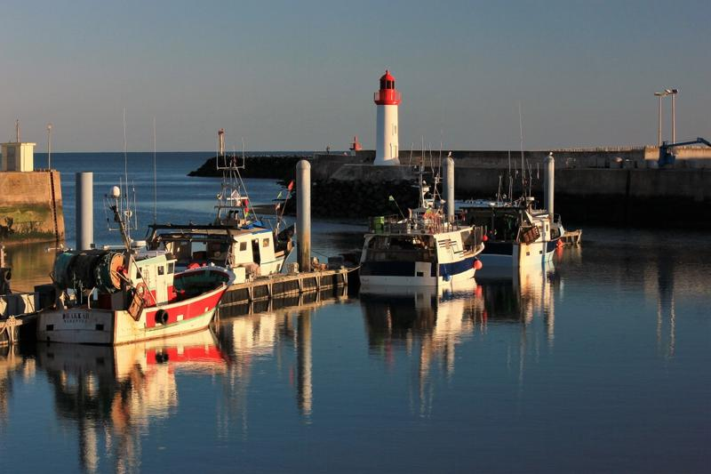 Port de l'Ile d'Oléron