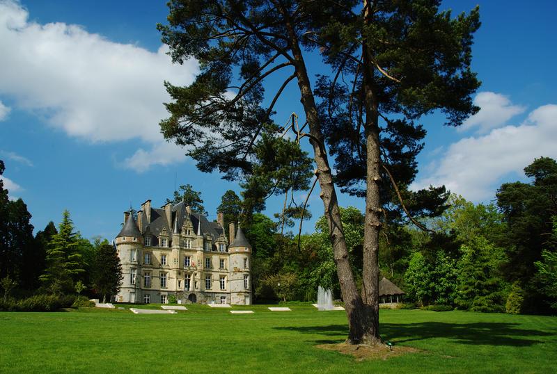 Château et mairie de Bagnoles de l'Orne